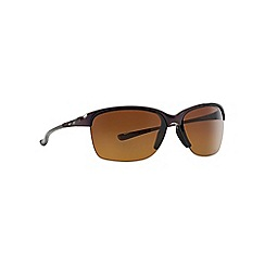 Oakley - Violet OO9191 rectangle sunglasses
