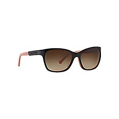 Emporio Armani - Black square EA4004 sunglasses