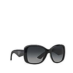 Prada - Black square premium 32ps sunglasses