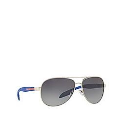 Prada Linea Rossa - Silver BENBOW PS 53PS pilot sunglasses