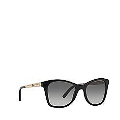 Ralph Lauren - Black RL8113 butterfly sunglasses