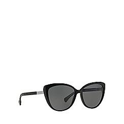 Ralph - Black RA5185 cat eye sunglasses