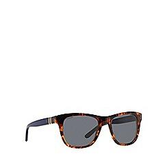 Polo Ralph Lauren - Brown square PH4090 sunglasses