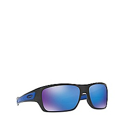 Oakley - Black OO9263 rectangle sunglasses