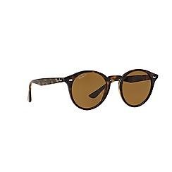 Ray-Ban - Brown phantos '0RB2180' sunglasses