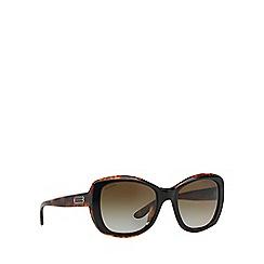 Ralph Lauren - Black square RL8132 sunglasses