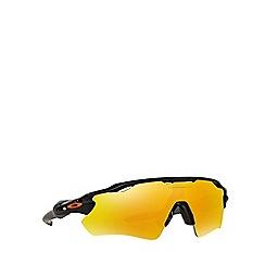 Oakley - Black 'Radar Ev Path' OO9208 rectangle sunglasses