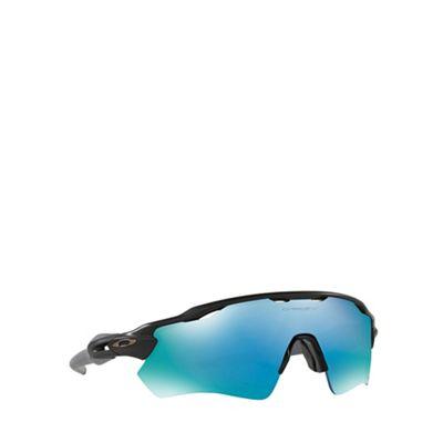 Oakley Black  Radar EV Path  rectangle sunglasses   Debenhams 36640ea67e6f
