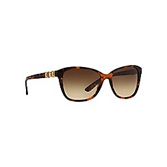 87eeeed76d7c7 Versace - Brown VE4293B cat eye sunglasses