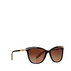 Ralph - Black RA5203 cat eye sunglasses