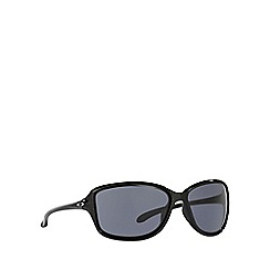 Oakley - Black 'Cohort' OO9301 rectangle sunglasses
