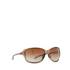 Oakley - Brown 'Cohort' OO9301 rectangle sunglasses