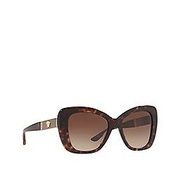 Versace - Havana VE4305Q butterfly sunglasses