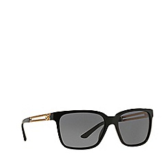 Versace - Black VE4307 pilot sunglasses