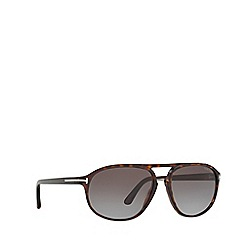 Tom Ford - Brown TR000708 rectangle sunglasses