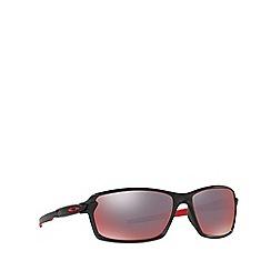 Oakley - Black 'Carbon Shift' OO9302 rectangle sunglasses