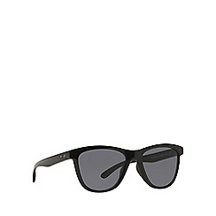 Oakley - Black 'Moonlighter' OO9320 round sunglasses