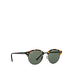 Ray-Ban - Black 'Clubround' RB4246 sunglasses