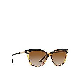 Versace - Havana VE4313 butterfly sunglasses