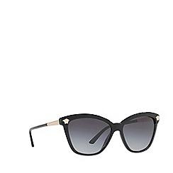 Versace - Black VE4313 butterfly sunglasses