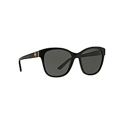 Ralph Lauren - Black RL8143 square sunglasses