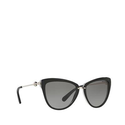 1bcb82991b0 Michael Kors Black MK6039 cat eye sunglasses