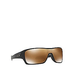 Oakley - Black 'Turbine Rotor' OO9307 rectangle sunglasses
