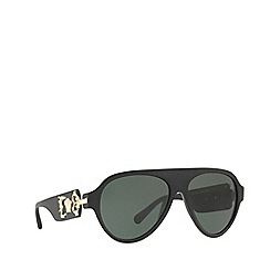 Versace - Black VE4323 pilot sunglasses