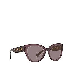Versace - Violet VE4314 butterfly sunglasses