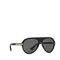Versace - Black VE4321 pilot sunglasses