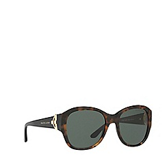 Ralph Lauren - Tortoise RL8148 square sunglasses