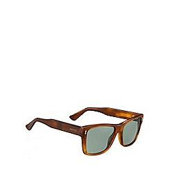 Gucci - Tortoiseshell GG1149 rectangle sunglasses