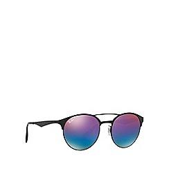 Ray-Ban - Matte black RB3545 phantos sunglasses
