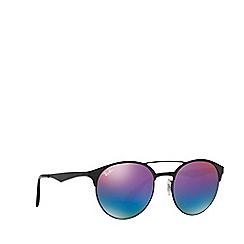 Ray-Ban - Matte black phantos RB3545  sunglasses