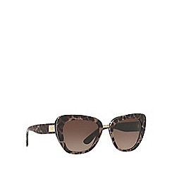 Dolce & Gabbana - Multi DG4296 butterfly sunglasses