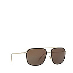 Dolce & Gabbana - Brown square male sunglasses