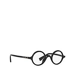 Dolce & Gabbana - Black DG4303 round sunglasses