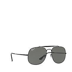 Ray-Ban - Black square RB3561 sunglasses