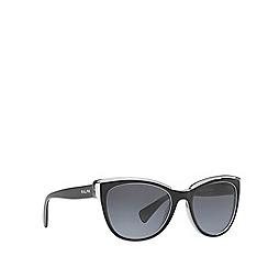 Ralph - Black 0RA5230 cat eye sunglasses