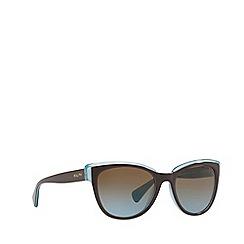 Ralph - Brown 0RA5230 cat eye sunglasses