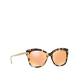 Michael Kors - Pink Tortoiseshell 'Lia' square MK2047 sunglasses