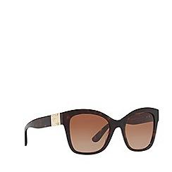 Dolce & Gabbana - Havana DG4309 square sunglasses
