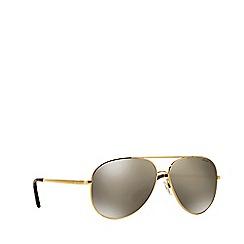 Michael Kors - gold tone 'Kendall' pilot MK5016 sunglasses