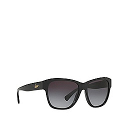 Ralph - Black RA5226 square sunglasses