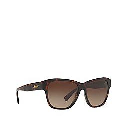 Ralph - Brown RA5226 square sunglasses