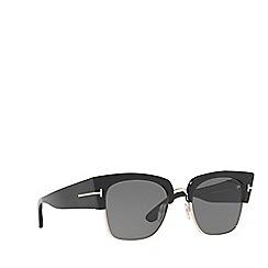 Tom Ford - Black FT0554 Dakota square sunglasses