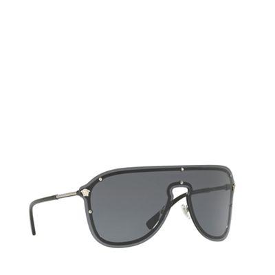 f783591cfc Versace Silver VE2180 pilot sunglasses
