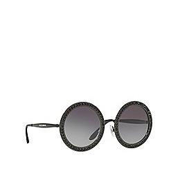 Dolce & Gabbana - Black 0DG2170B Round sunglasses