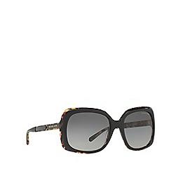Michael Kors - Black 'Nan' square MK2049 sunglasses