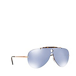 Ray-Ban - Copper 0RB3581N Pilot sunglasses